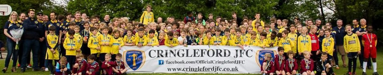 Cringleford Junior Football Club