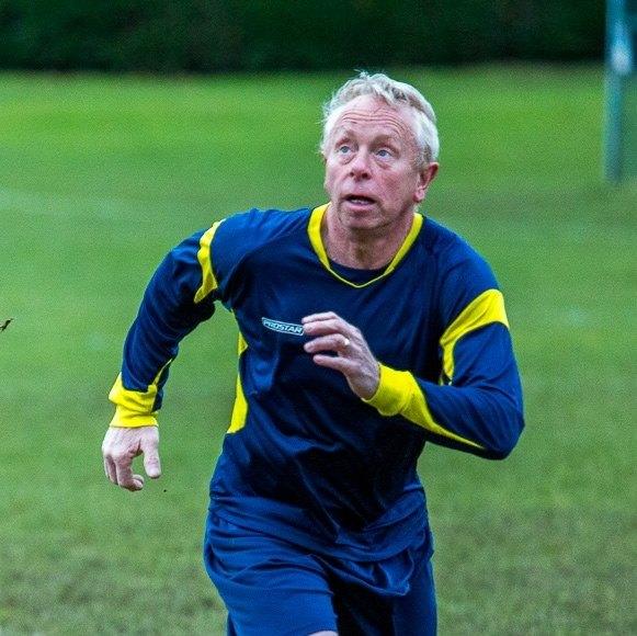 Dave Sharred-Girls Football Coach